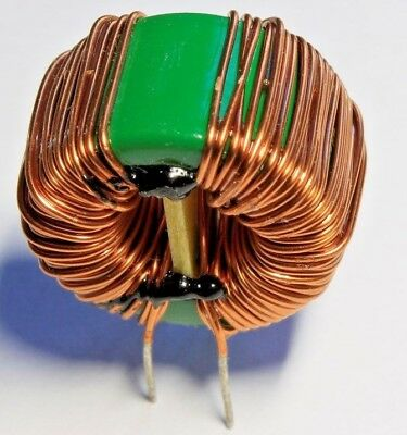 Qty 2 x Common Mode Chokes 5A , 20mH (min)  coils,windings,toroid Inductor