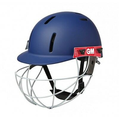 Cricket Helmet G&M Purist Geo Junior And Senior Navy Blue