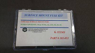 New! Surface Mount Fuse Kit 102-053