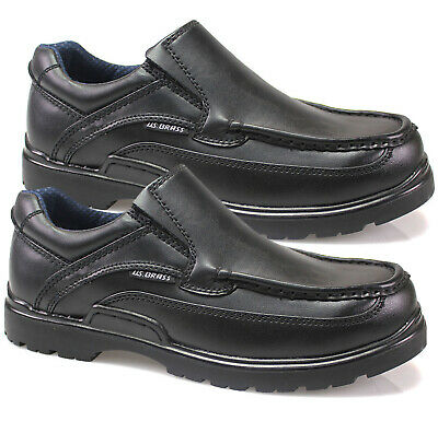 New Mens Slip On Casual Office Smart Formal Mocassin Loafers Driving Shoes Size