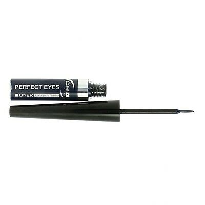 COSMOD - Maquillage Yeux - Eye Liner Pinceau - Made in France - Bleu Nuit
