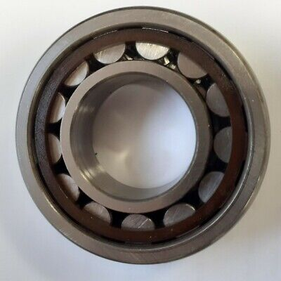 NU318E.TVP Single Row Cylindrical Roller Bearing