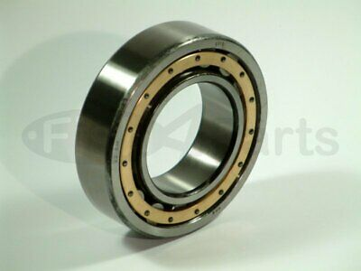 NJ317E.M Single Row Cylindrical Roller Bearing