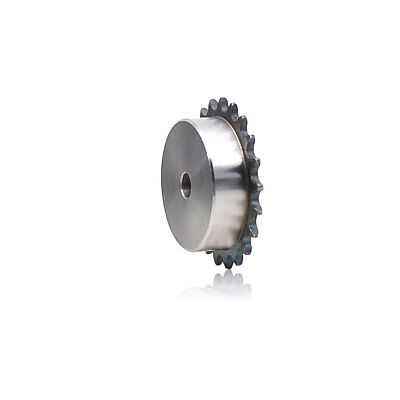 "#25 Chain Drive Sprocket 35T Pitch 1//4/"" 04C35T Outer Dia 73mm Bore 8//10//12mm"