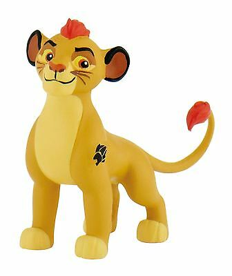 Disney Lion Guard - Kion Figurine - Disney Bullyland Toy Figure Cake Topper