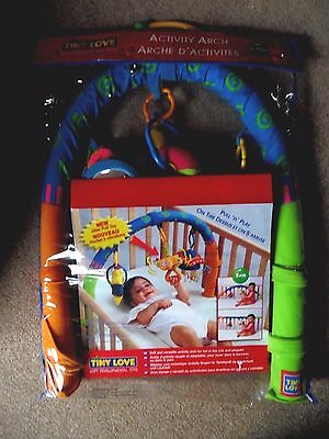 Tiny Love Activity Arch for Crib Playpen New