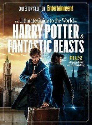 Entertainment Weekly Collector's Edition: Ultimate Guide to Harry Potter (2016)