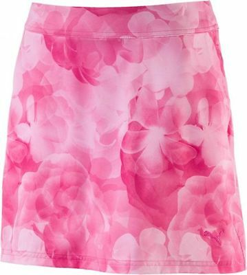 Puma Bloom Skirt INTL, shocking pink