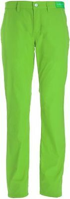 Alberto Hose Rookie water repellent, 640 apple green