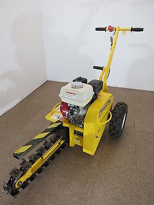 Grounghog T-4 Mini Trencher- Excellent Condition- 2012 model