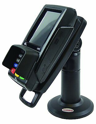 PAX S300 Credit Card Terminal Stand - FlexiPole FirstBase Complete
