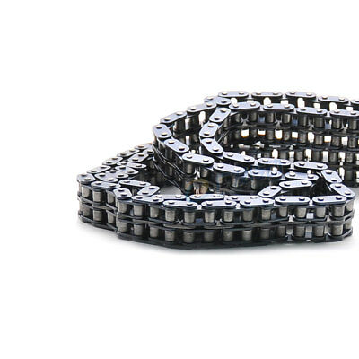 """#35-2 Double Strand Roller Chain 06B-2 3/8"""" Roller Chain x 1.5Meters"""