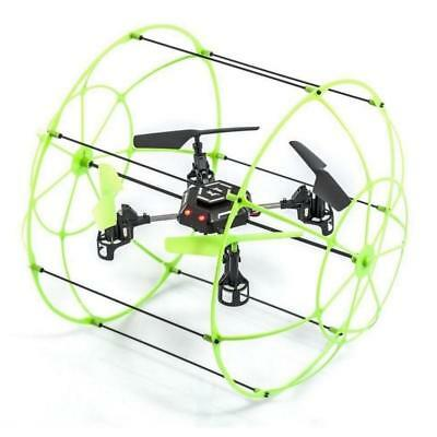 Rc Mid-Size Drone With Roll Cage Sky Walker