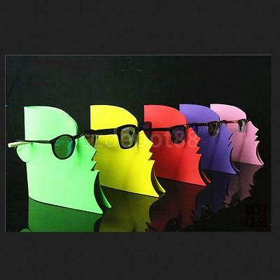 EVA Head Sunglasses Spectacles Eye Glasses Display Stand Holder Rack Organizer