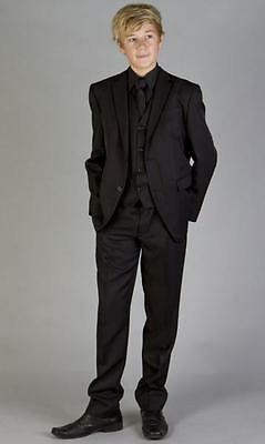New Formal Wedding Page Boys Suit Custom Boys Kids Teenagers Party Prom Suits