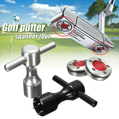 30g Golf Weights & Removal Wrench tool for titleist Scotty Cameron putter