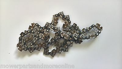 TUNGSTEN CARBIDE TIPPED CHAINSAW CHAIN. 325 x .050 X 65, 66,72 LINK - HUSQVARNA
