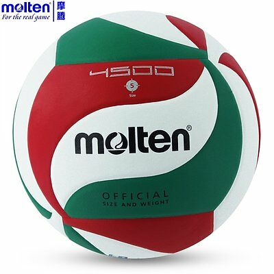 MOLTEN Volleyball Ball Size 5 V5M 4500 Soft Touch high quality Outdoor Indoor