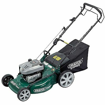 Draper Expert 190Cc 5.5Hp 560Mm Self-Propelled Petrol Lawn Mower