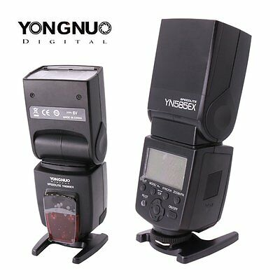 Yongnuo YN585EX Wireless Flash Speedlite P-TTL TTL for Pentax Camera KS2 K50 UK