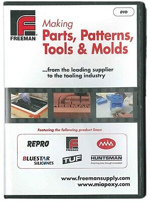DVD ----  Making Parts, Patterns, Tools, & Molds
