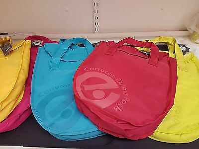 Oyster Carrycot Colour Packs - Hot Pink / Ocean /tomato / Apple / Mustard