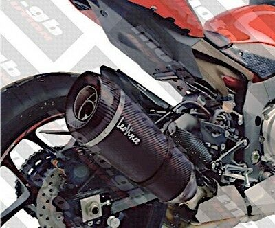 Yamaha R1 2015-17 Leovince Latest Factory S Carbon Slip-On Exhaust *in Stock