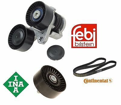 BMW E90 E92 335i 2011 Mechanical Tensioner Assy with Idler Pulley & Drive Belt