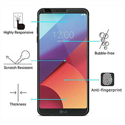 Anti-Glare Matte LCD Screen Protector Cover Guard Protective Film For LG G6 Lot
