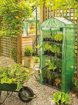 gaixample.org Grow It Gardman 4 Tier Compact Growhouse Clear ...