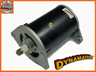 POSITIVE Earth Dynamator Alternator Dynamo Conversion C42 JAGUAR E TYPE 3.8