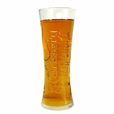 Tuff-Luv Original Pint Glass / Glasses / Barware CE 20oz / 568ml (Carlsberg)