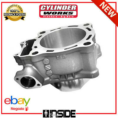 Cilindro Ricambio Standard Oem 449Cc Cylinder Works Honda Crf 450R 09 - 16 10006