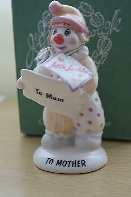 To Mother To Mum   Ll12 Little Lovables  Beswick Mib