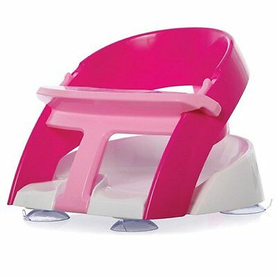 Dreambaby Premium Bath Seat + Bath Scoop - Pink - NEW