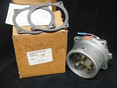 MELTRIC ~ PLUG RECEPTACLE CONNECTOR ~ DR250 ~ 250 AMPS ~ 480 VAC (NEW in BOX)