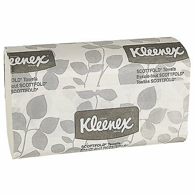 Kleenex Scottfold Multifold Paper Towels 13253 with Fast-Drying Absorbency 25 /