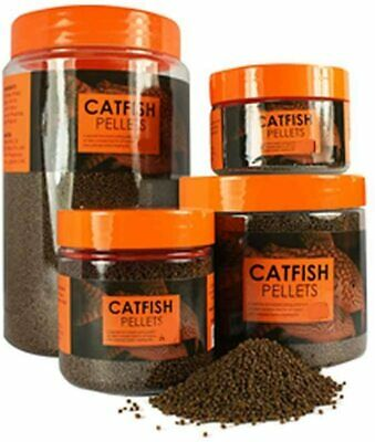 JMC CATFISH FOOD SINKING PELLETS 100g 200g 400g 850g 1700G  TROPICAL FISH COLD