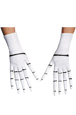 The Nightmare Before Christmas Jack Skellington Adult Gloves