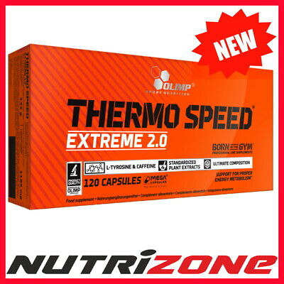 OLIMP Thermo Speed Extreme Mega Caps Diet Pills Fat Burner Weight Loss 15-300cap