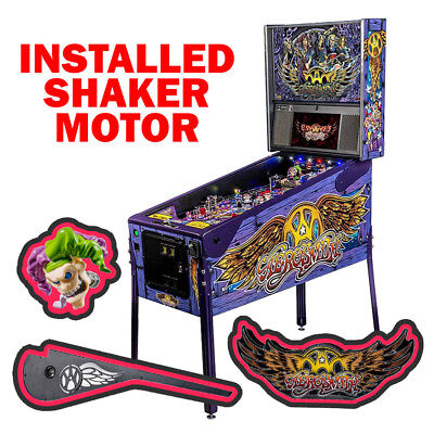 Stern Aerosmith LE Pinball Machine w Accessory Pkg