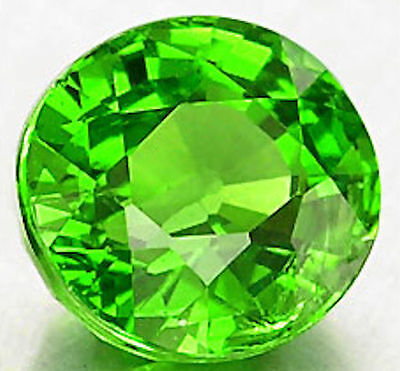 .80 Carat Eye-Catching Oval Chrome Green Tsavorite Garnet