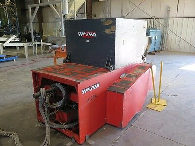 Weima Shredder WLKM10 37kW, Year 2000