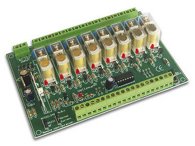 K8056: 8 Channel Remote Relay Kit