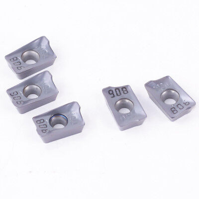 100×   Indexable Insert APKT1003PDR  IC908 Carbide Inserts APMT1003