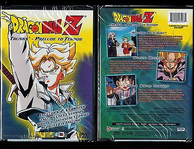 Dragon Ball Z - Trunks: Prelude To Terror (Brand New Anime DVD, English Dubbed)