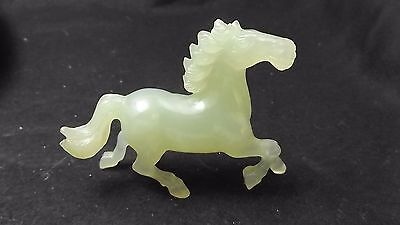 Chinese Green Jade?   Figure Of A Horse