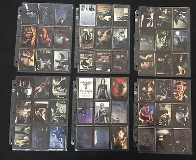 Fleer Ultra # The Crow 90+ Collectable Trading Card Bundle - JS