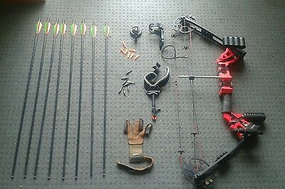 Archery Accessories + Compound Bow Bundle