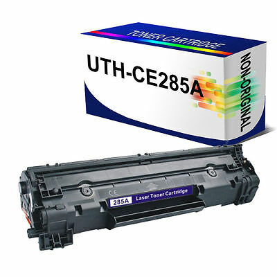 Multipack Black CE285A NonOEM Toner Cartridges For HP LaserJet Pro P1102 P1102w